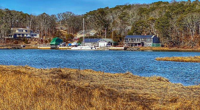 It's Almost Spring At Arey's Pond On Cape Cod!