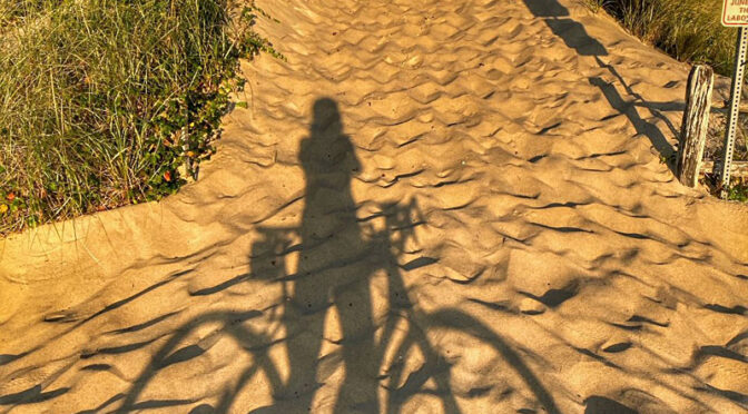 The Shadows Are Getting Longer On Cape Cod!