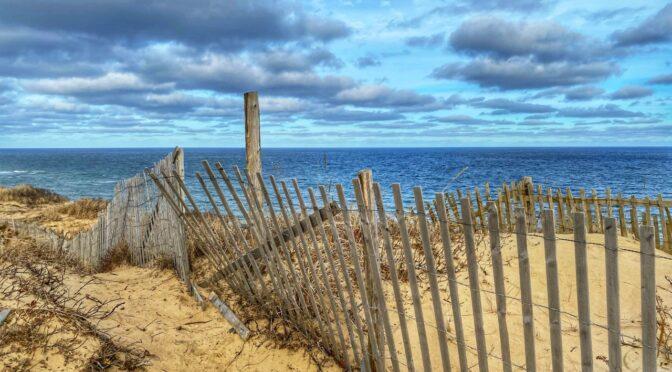 Marconi Beach Overlook Is Stunning On Cape Cod!