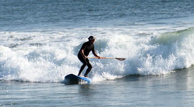 Surfing At Coast Guard Beach On Cape Cod!